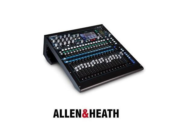 数字调音台ALLEN&HEATH QU-16