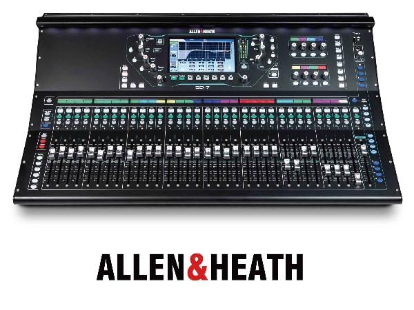 数字调音台ALLEN&HEATH SQ7