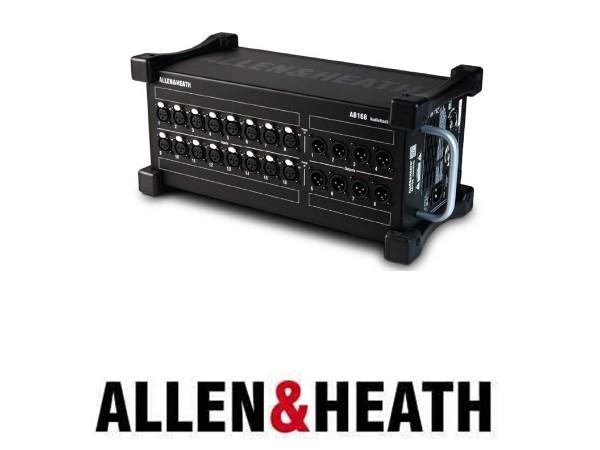 数字调音台接口箱ALLEN&HEATH AB168
