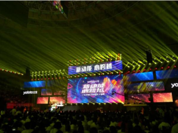 杭州舞台桁架搭建公司如何选