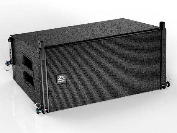 单10寸线阵音箱ZSOUND LA110
