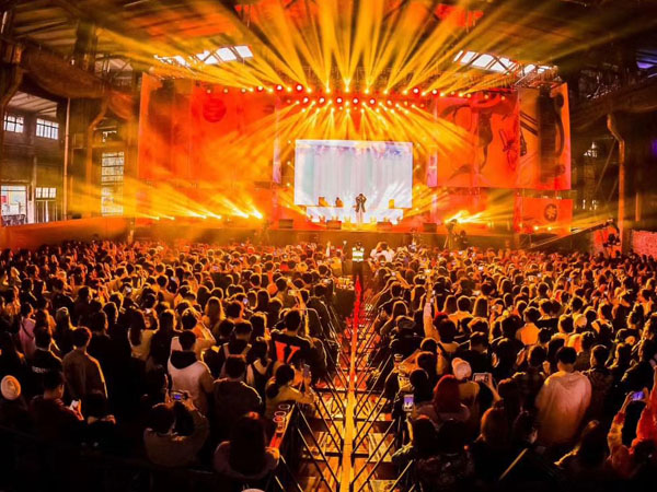 杭州高标准高品质的灯光租赁公司哪里找
