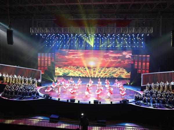 鑫禾舞美宁波舞台灯光租赁凭借什么在租赁市场获得好评