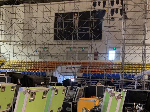 杭州演出舞台设备租用
