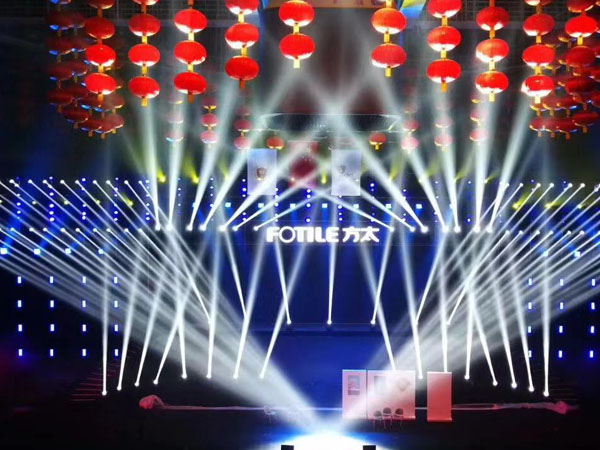 舞台灯光的重要性