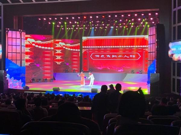 宁波中秋联欢晚会舞台搭建服务商