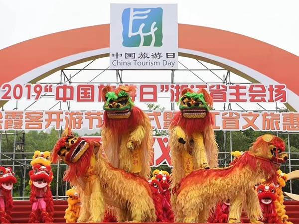 宁海徐霞客开游节雷亚架租赁