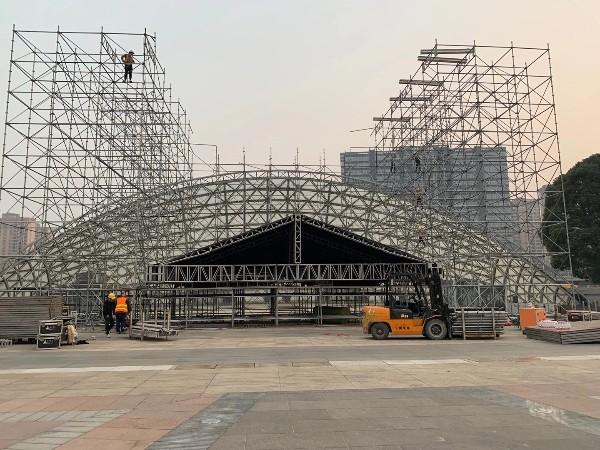 宁波舞台搭建最重的一项是什么?