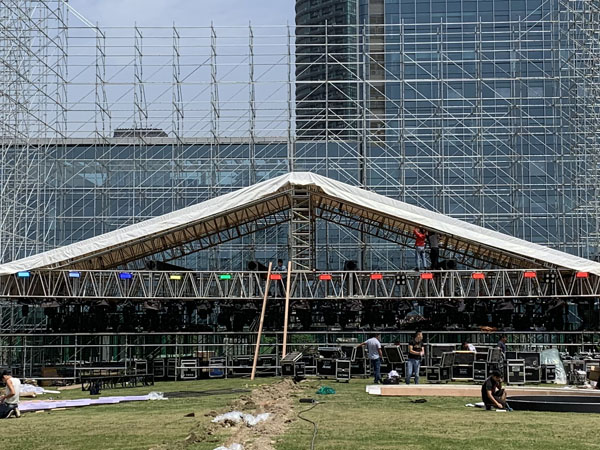 宁波舞台桁架搭建哪家好?