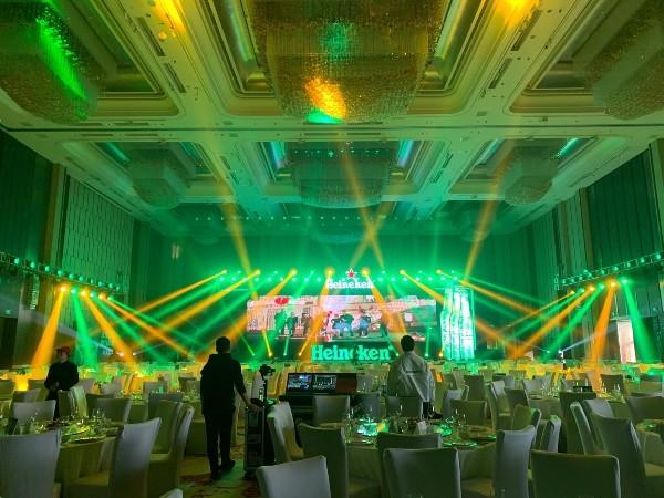 如何在杭州找一家靠谱的灯光租赁公司?