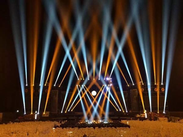 音乐节一般需要租赁哪些舞台设备呢?