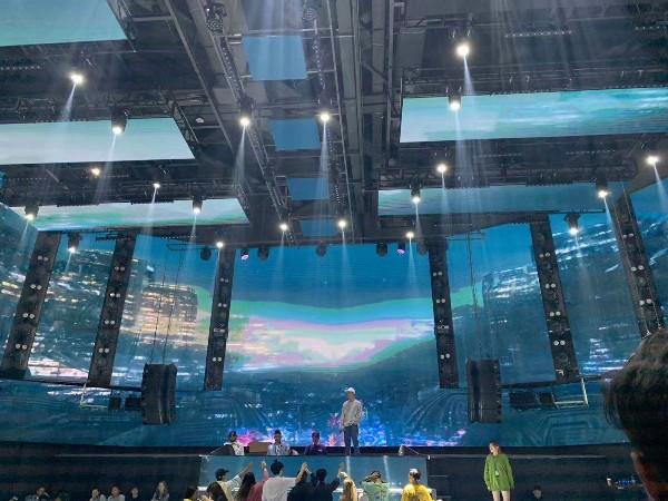 年终盛典舞台设备租赁
