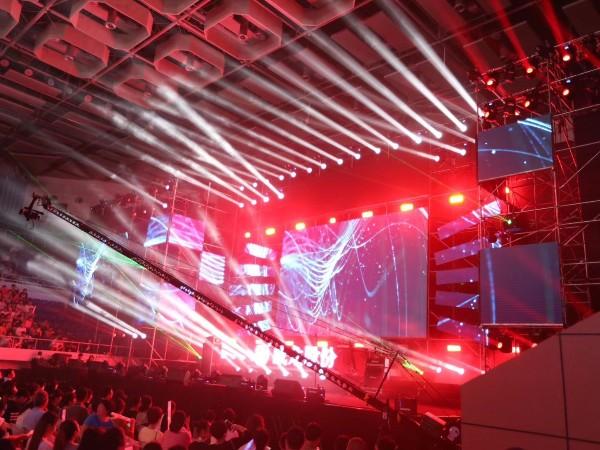 LED大屏幕租赁的优势