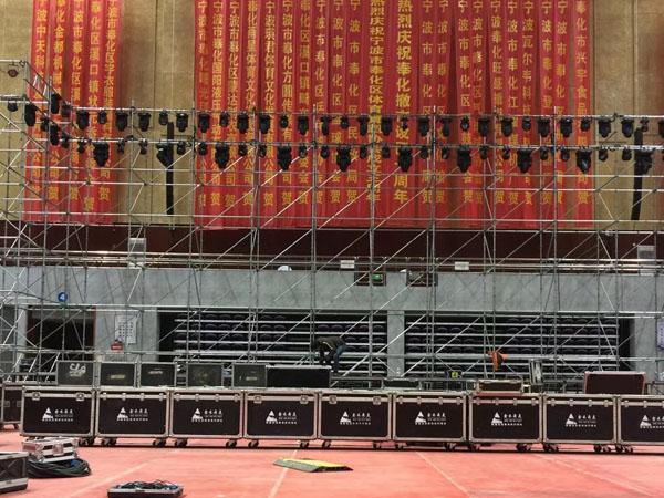 宁波舞台搭建很简单那是你不了解这些