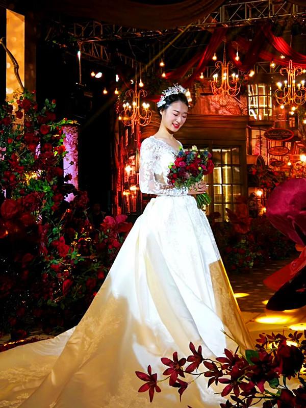 宁波婚礼舞台搭建