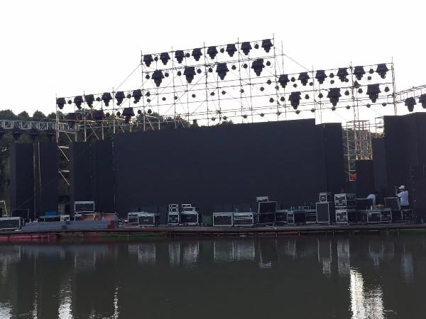 宁波那里有租舞台?