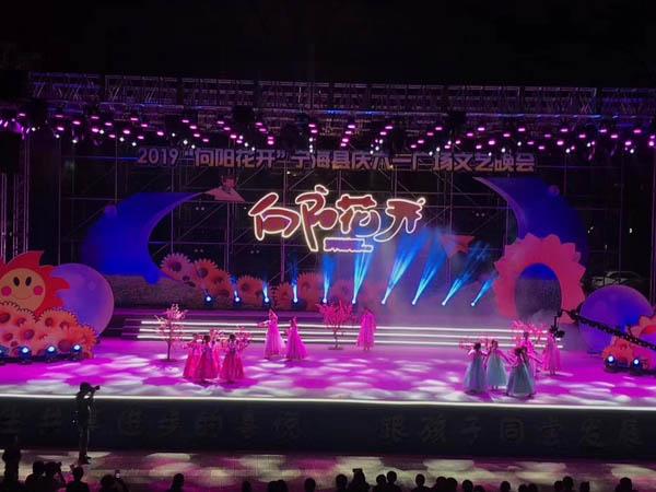 宁波舞台桁架搭建如何做到安全又有创意