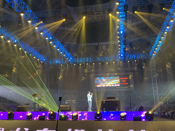 宁波舞台音响设备租赁公司怎么选?